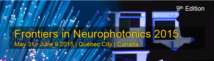 Frontiers in Neurophotonics Summer School 2015