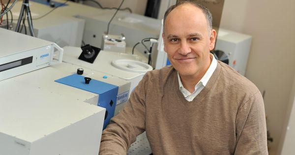 Denis Boudreau, photo Université Laval