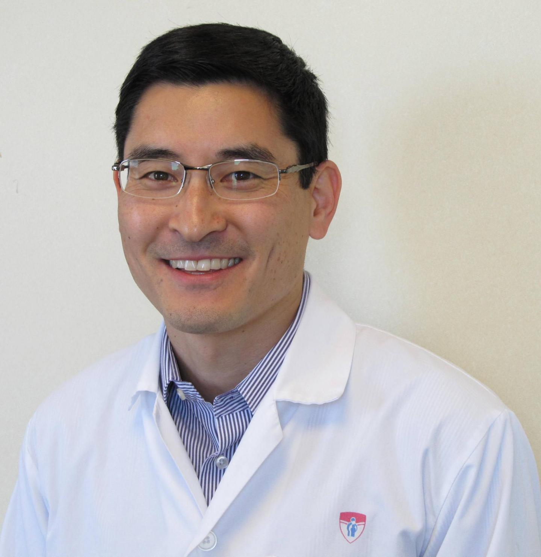 Keith Murai, photo credit: McGill University Health Centre