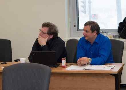 Yves De Koninck and Mario Méthot