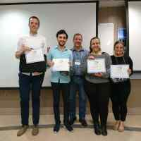 Andrew Mocle, Patrick Steadman, Sahara Khademullah, Vicky Staikopoulos