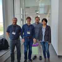 Taylor Joseph Malone, Mengke Han. 3rd place GCaMP imaging in live zebrafish